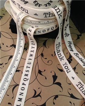 Everyday Cotton Ribbons