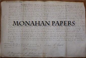 Ambrose Evans Paper Sheet