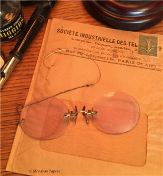 Antique Eye Glasses