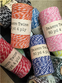 Bakers Twine - 50 yd 4 ply