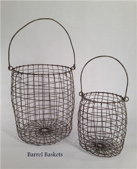 Barrel Baskets
