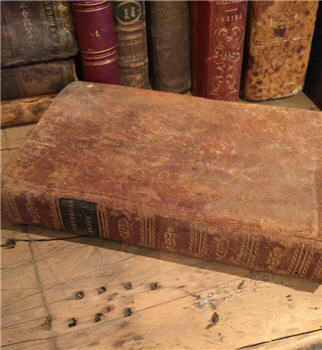 Antique French Book - L'Heureuse Annee