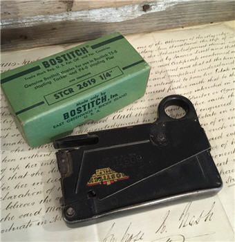 Bostitch Stapler with Staples