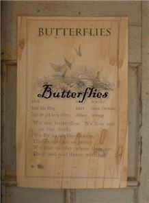 Butterflies - SPS134