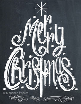 Merry Christmas - C132