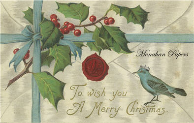 To Wish You A Merry Christmas  C170