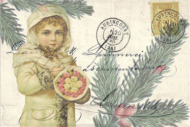 Holiday Bouquet - C176