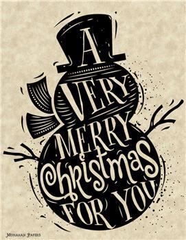 A Very Merry Christmas - C260