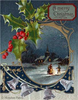 A Merry Christmas - C331
