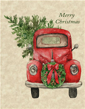Merry Christmas - C376
