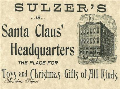 Santa Claus' Headquarters - C3