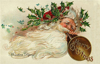 Santa Blow Your Horn - C4