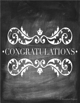 Congratulations - CH60