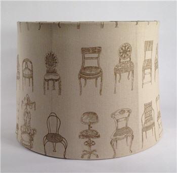 """Chair Lamp Shade - 11"""", 13"""" & 15"""""""