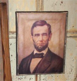 Classic Abraham Lincoln Portrait