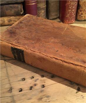Antique French Book - DU JEUNE AGE