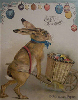 Easter Greetings - E20