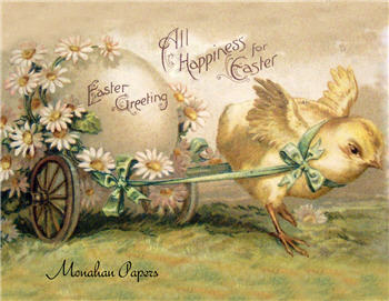 All Happiness for Easter - E44