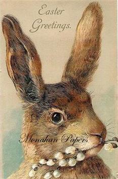 Easter Greetings - E66