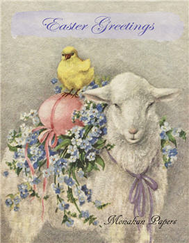 Easter Greetings - E77