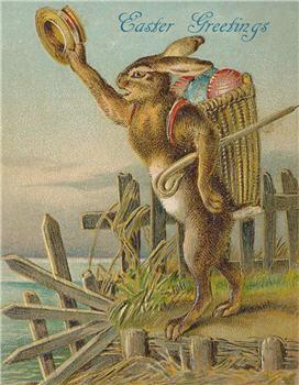 Easter Greetings - E79