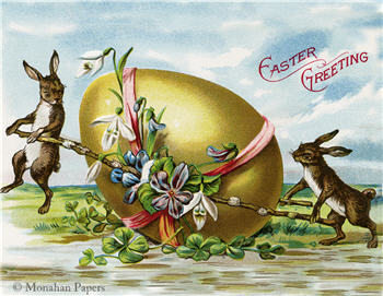 Easter Greetings - E96