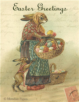 Easter Greetings - E97