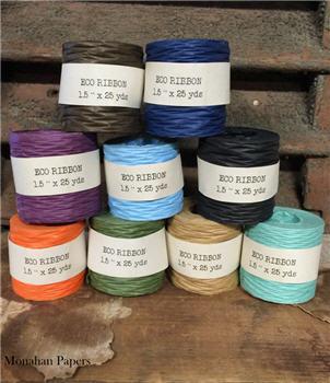 Eco Ribbon - Assorted Colors