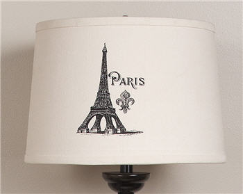 Eiffel Tower Home Collection