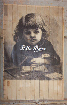 Ella Rose Paper Sheet