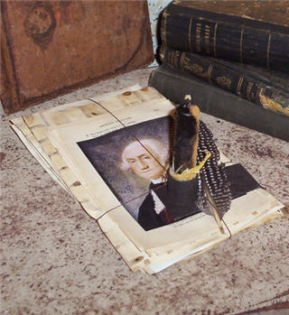 George Washington Classic Lite Stationery Bundle