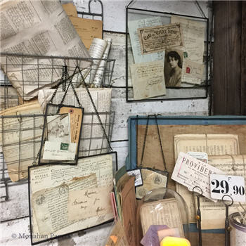 Hanging Glass Frames - Assorted Sizes