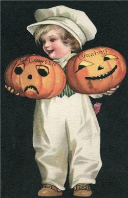 Halloween Greetings - H22