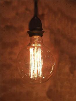 Vintage Style Round Edison Bulb - LB9451