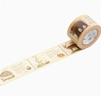 Animal Washi Tape - ANIMALWT