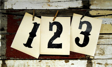 Traditional Numbers