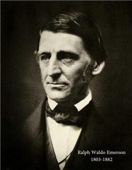 Ralph Waldo Emerson - QE1