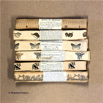 Assorted Printed Ribbons - 3