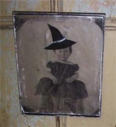 Bathilda Boo Canvas Portrait