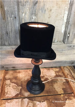 Top Hat Lamp Shade - Small