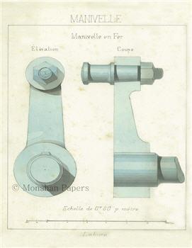 Manivelle - SPS1035