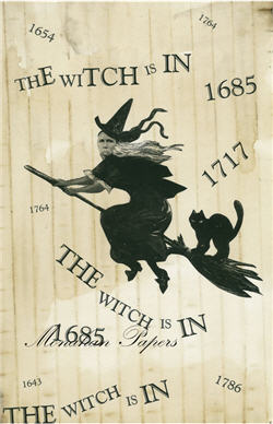 The Witch Is In 1685 Vertical - SPS160