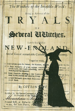 Tryals of Several Witches - SPS183