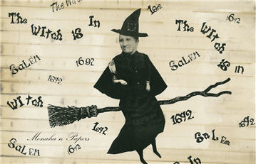 1692 - The Witch Is In - Salem - SPS209