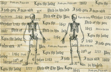 Lyes The Body Double Skeletons - SPS251