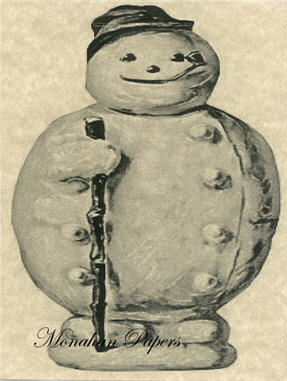 The Snowman - SPS268