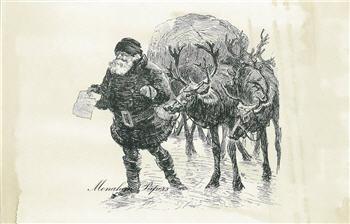Santas Coming To Town - SPS370