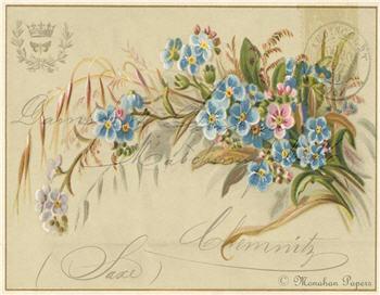 Floral Bouquet - SPS914