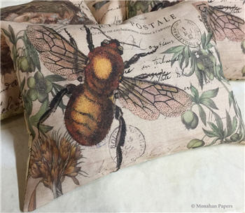Bumble Bee Pillow - SPS983PIL