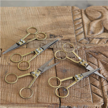 Metal and Brass Tailor Snips
